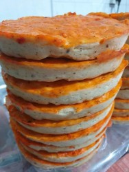 Chả cua bánh đỏ - Gói 500g